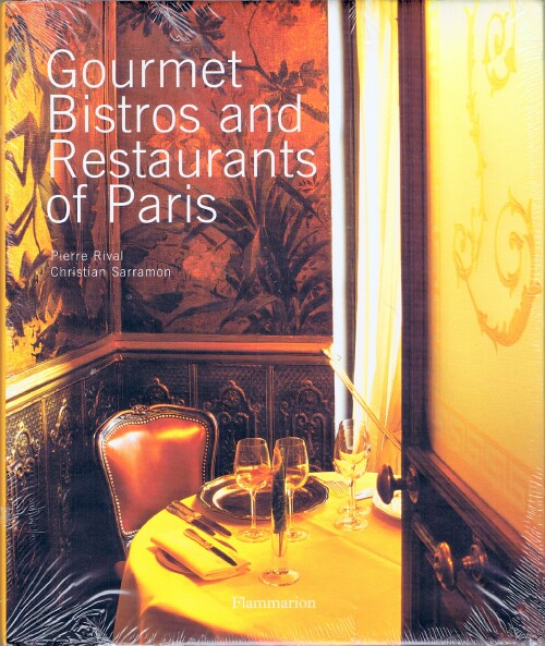 Image for Gourmet Bistros and Restaurants of Paris