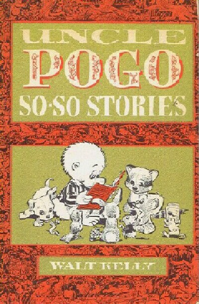Image for Uncle Pogo So-So Stories