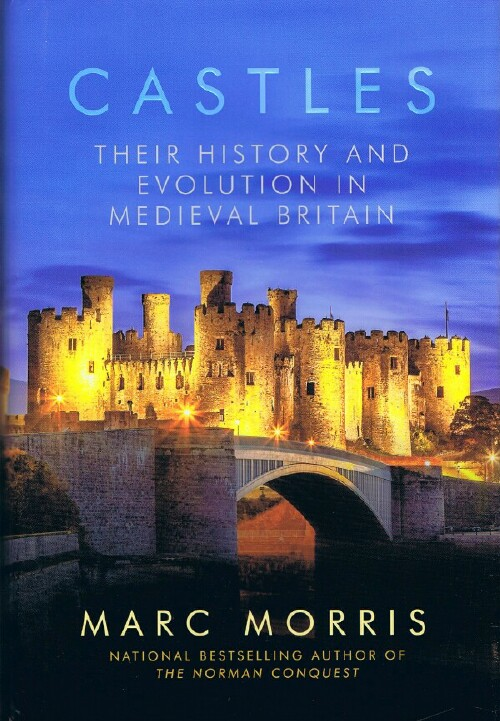 Image for Castles: Their History and Evolution in Medieval Britain