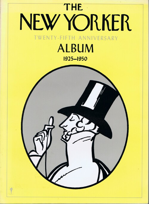 Image for The New Yorker Twenty-Fifth Anniversary Album 1925-1950