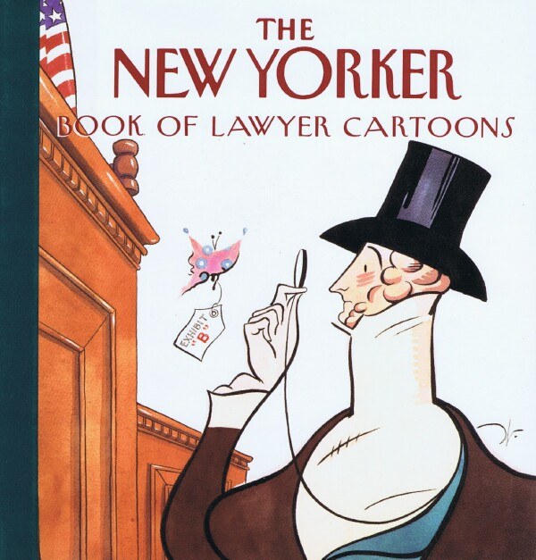 Image for The New Yorker Book of Lawyer Cartoons