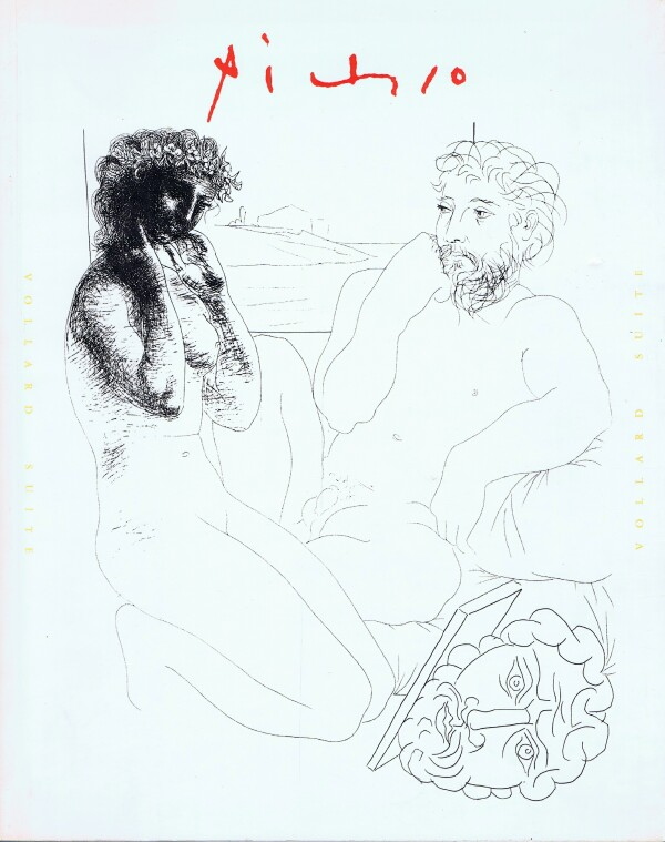 Image for Picasso: Vollard Suite: The Instituto de Credito Official Collection
