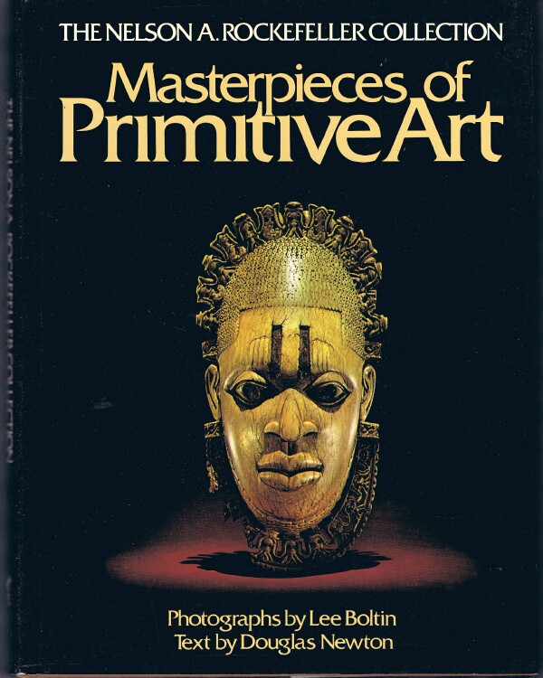 Image for Masterpieces of Primitive Art: The Nelson A. Rockefeller Collection