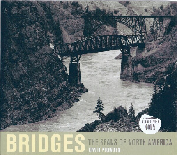 Image for Bridges: The Spans of North America