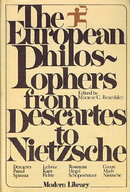 Image for The European Philosophers from Descartes to Nietzsche