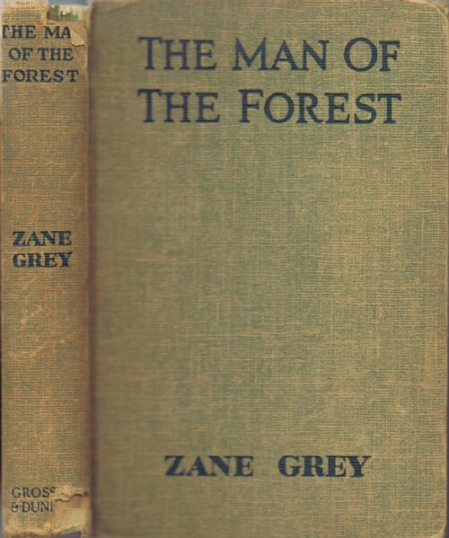 Image for The Man of the Forest