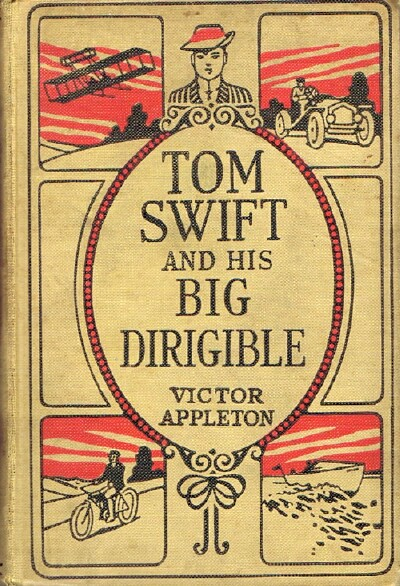 Image for Tom Swift and His Big Dirigible