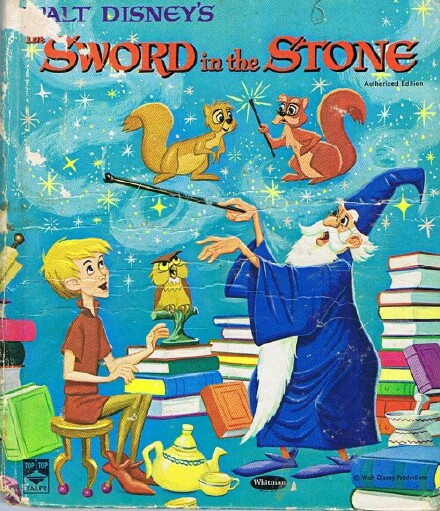 Image for Walt Disney's The Sword in the Stone