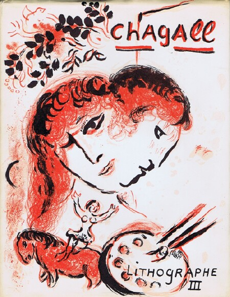 Image for The Lithographs of Chagall 1962-1968 (Volume III)