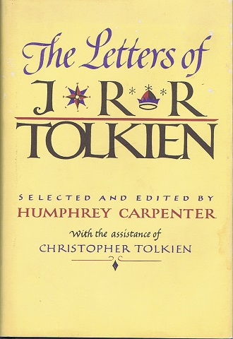 Image for The Letters of J.R.R. Tolkien