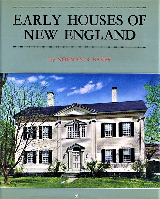 Image for Early Houses of New England