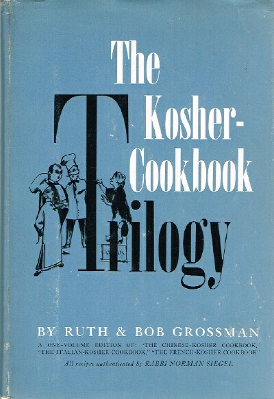 Image for THE KOSHER COOKBOOK TRILOGY