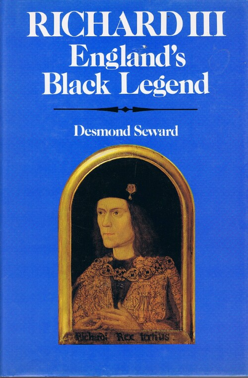 Image for Richard III: England's Black Legend