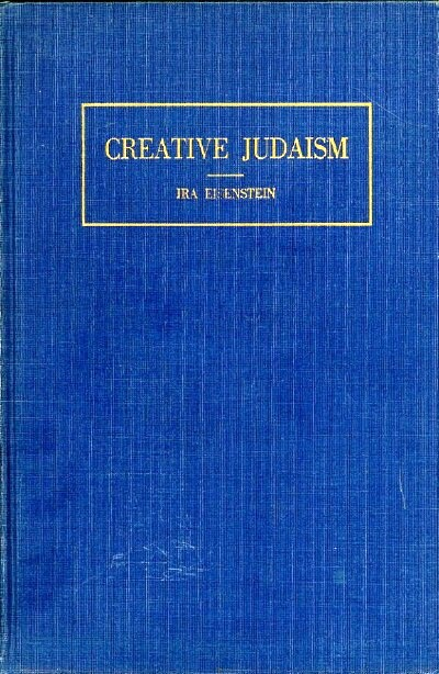 Image for CREATIVE JUDAISM