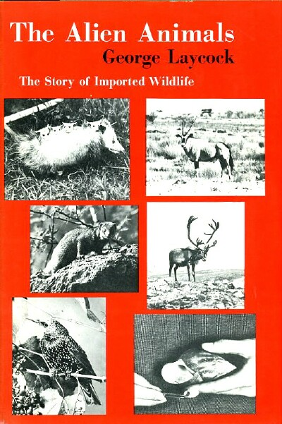 Image for THE ALIEN ANIMALS: The Story of Imported Wildlife