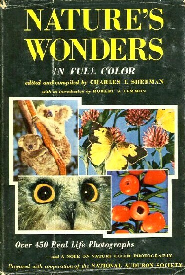 Image for NATURE'S WONDERS IN FULL COLOR