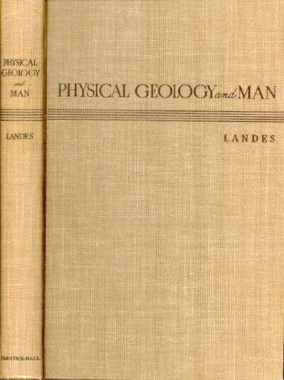 Image for PHYSICAL GEOLOGY AND MAN