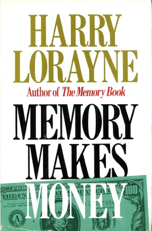 Image for MEMORY MAKES MONEY