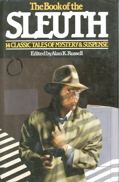 Image for THE BOOK OF THE SLEUTH: 14 Classic Tales of Mystery and Suspense