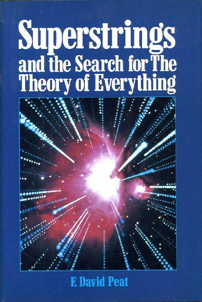Image for SUPERSTRINGS AND THE SEARCH FOR THE THEORY OF EVERYTHING