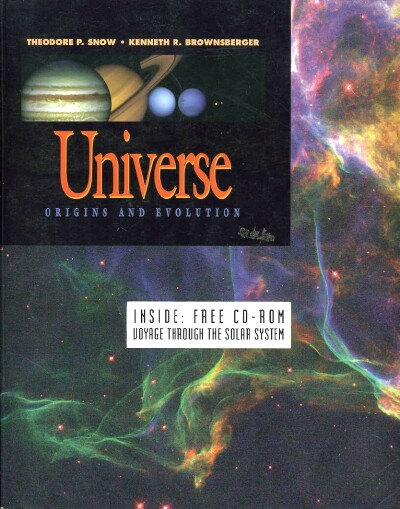 Image for UNIVERSE: Origins and Evolution