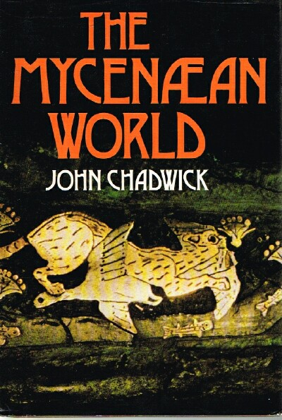 Image for THE MYCENAEAN WORLD