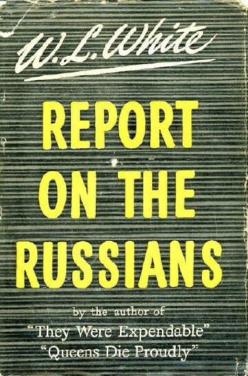 Image for REPORT ON THE RUSSIANS