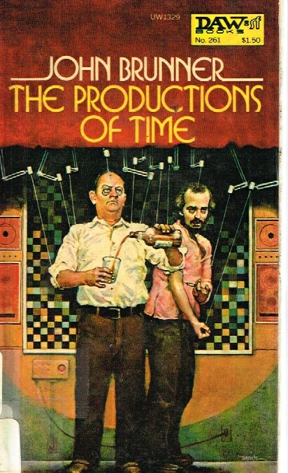 Image for THE PRODUCTIONS OF TIME