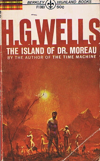 Image for THE ISLAND OF DR. MOREAU