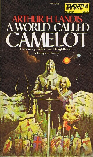 Image for A WORLD CALLED CAMELOT