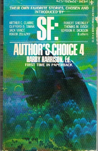 Image for Science Fiction Author's Choice No. 4