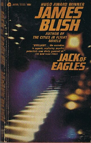 Image for JACK OF EAGLES