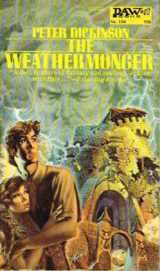 Image for THE WEATHERMONGER