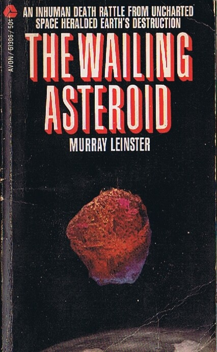 Image for THE WAILING ASTEROID