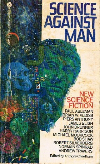 Image for SCIENCE AGAINST MAN: New Science Fiction