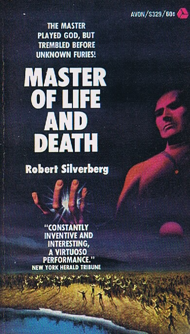 Image for MASTER OF LIFE AND DEATH