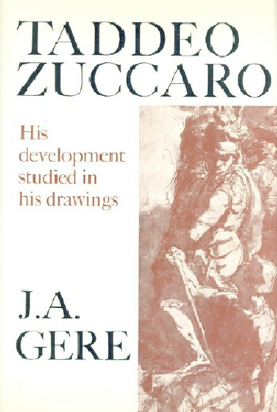 Image for TADDEO ZUCCARO: His Development Studied in His Drawings