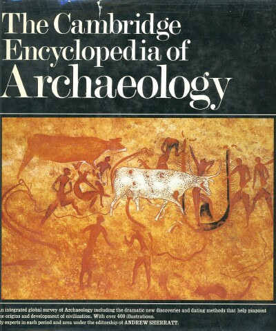 Image for THE CAMBRIDGE ENCYCLOPEDIA OF ARCHAEOLOGY
