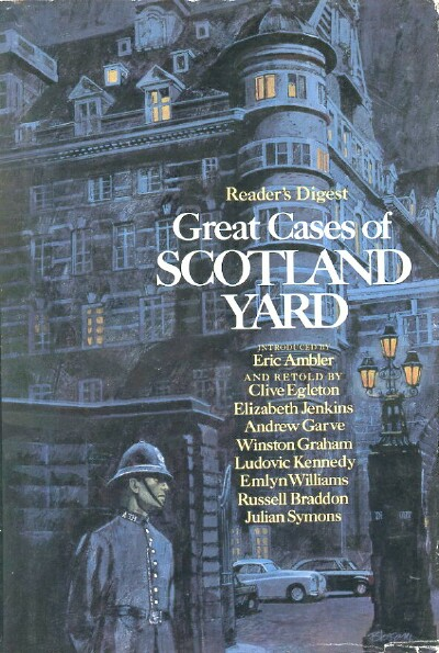 Image for GREAT CASES OF SCOTLAND YARD