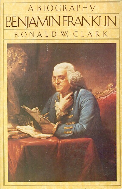 Image for Benjamin Franklin: A Biography