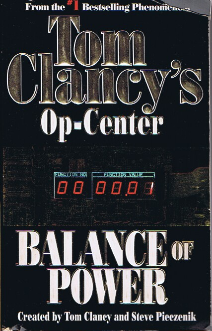 Image for Tom Clancy's Op-Center: Balance of Power