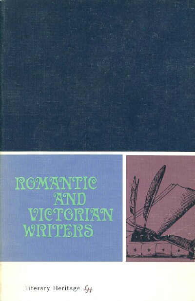 Image for ROMANTIC AND VICTORIAN WRITERS