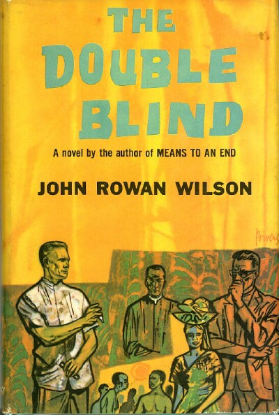 Image for THE DOUBLE BLIND