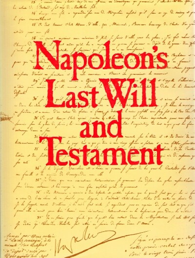 Image for Napoleon's Last Will and Testament