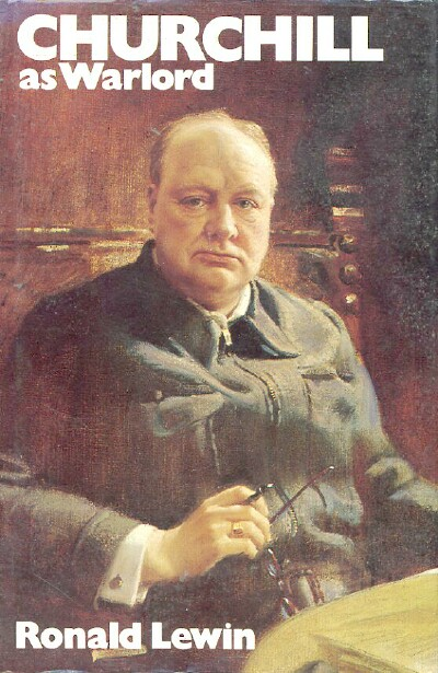 Image for CHURCHILL AS WARLORD