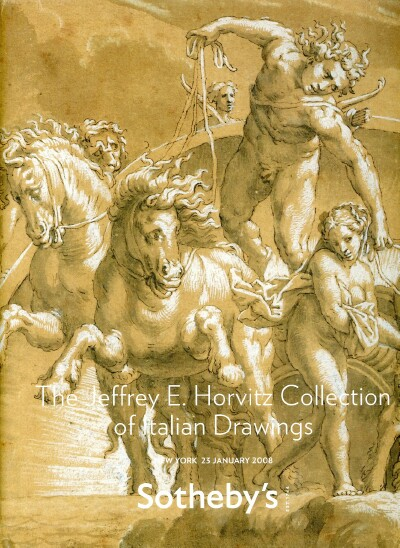 Image for THE JEFFREY E. HORVITZ COLLECTION OF ITALIAN DRAWINGS (January 23, 2008)