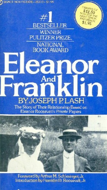Image for ELEANOR AND FRANKLIN