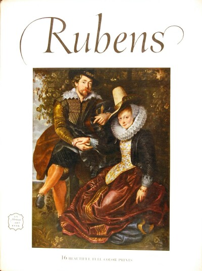 Image for ART TREASURES OF THE WORLD: PETER PAUL RUBENS