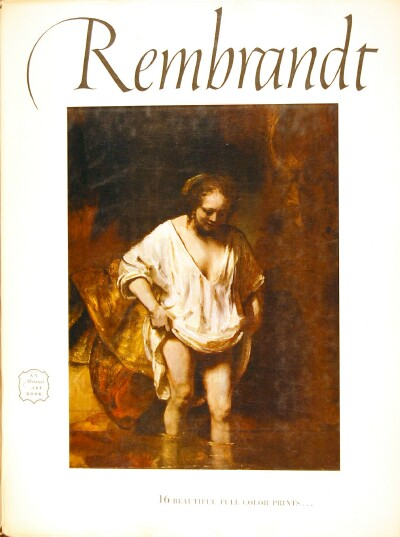 Image for ART TREASURES OF THE WORLD: REMBRANDT