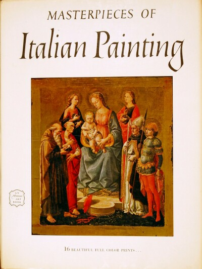 Image for ART TREASURES OF THE WORLD: MASTERPIECES OF ITALIAN PAINTING